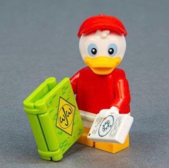 LEGO Huey Minifigure Disney Series 2 Collectible Minifigures – DuckTales