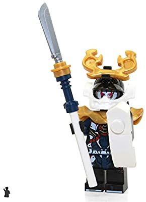 LEGO Ninjago Minifigure – Samurai X – Sons of Garmadon (Limited Edition) Foil Pack