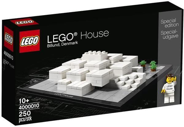 Lego 4000010 Lego House Exclusive