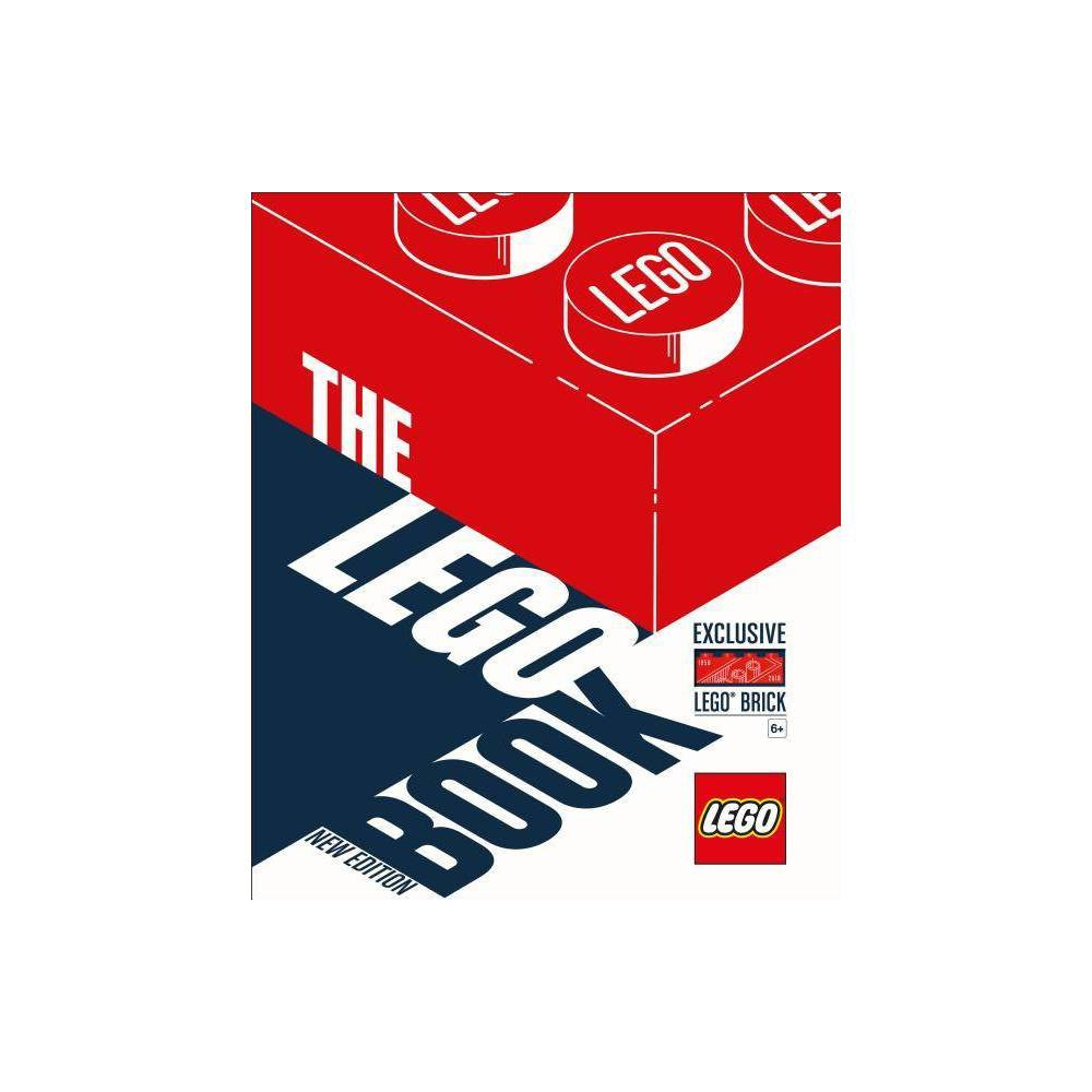 The Lego Book, New Edition – by Daniel Lipkowitz (Mixed Media Product)