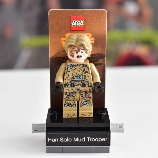 Lego Star Wars 40300 Polybag Han Solo Mudtrooper
