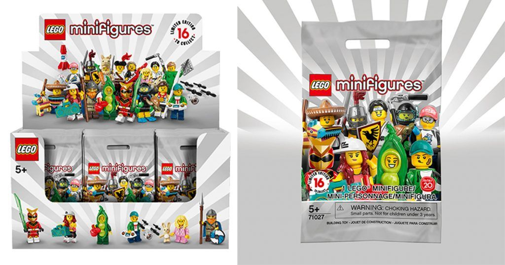 LEGO Collectible Minifigure Series 20 official images revealed [News] | The Brothers Brick