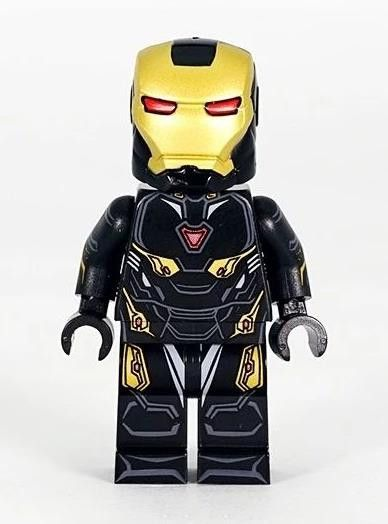 Iron Man Mk 50 (black)