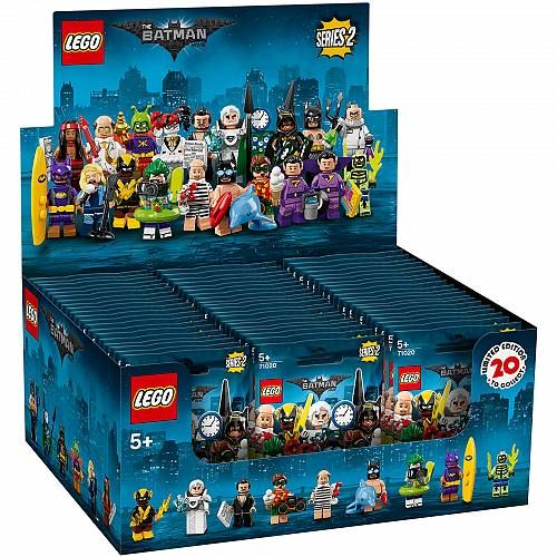 Minifigures: The LEGO Batman Movie Series 2 (71020)