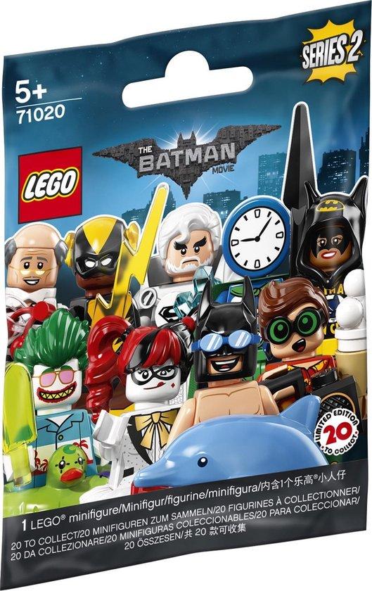 LEGO Minifigures Batman Movie Serie 2 – 71020