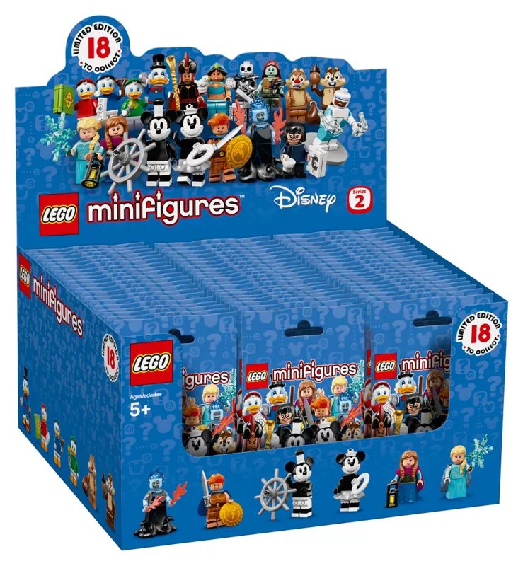 Disney Series 2 Complete Box 66625 | Disney™ | Buy online at the Official LEGO® Shop US