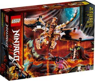 Wu's Battle Dragon 71718 | NINJAGO® | Buy online at the Official LEGO® Shop US