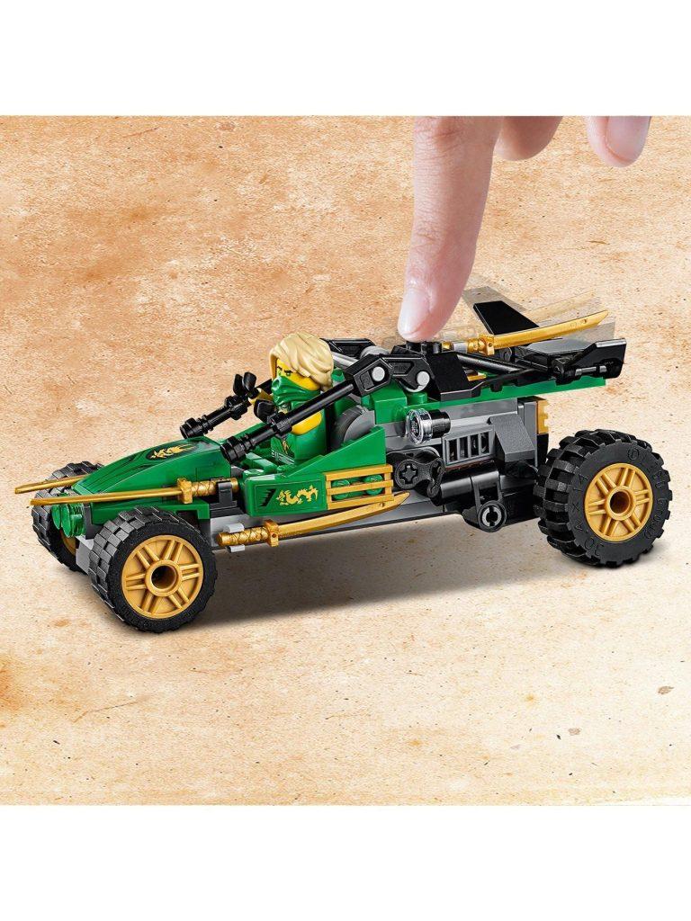 LEGO Ninjago 71700 Legacy Jungle Raider