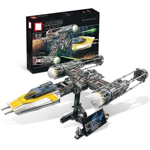 UCS Star Wars Y-Wing Starfighter Building Block Set Fit Lego NO BOX SY1106