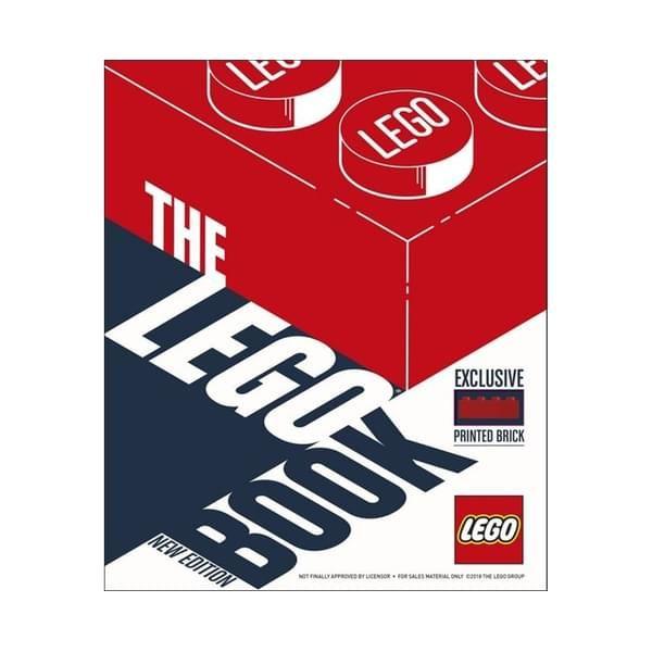 The LEGO Book : 60th Anniversary New Edition
