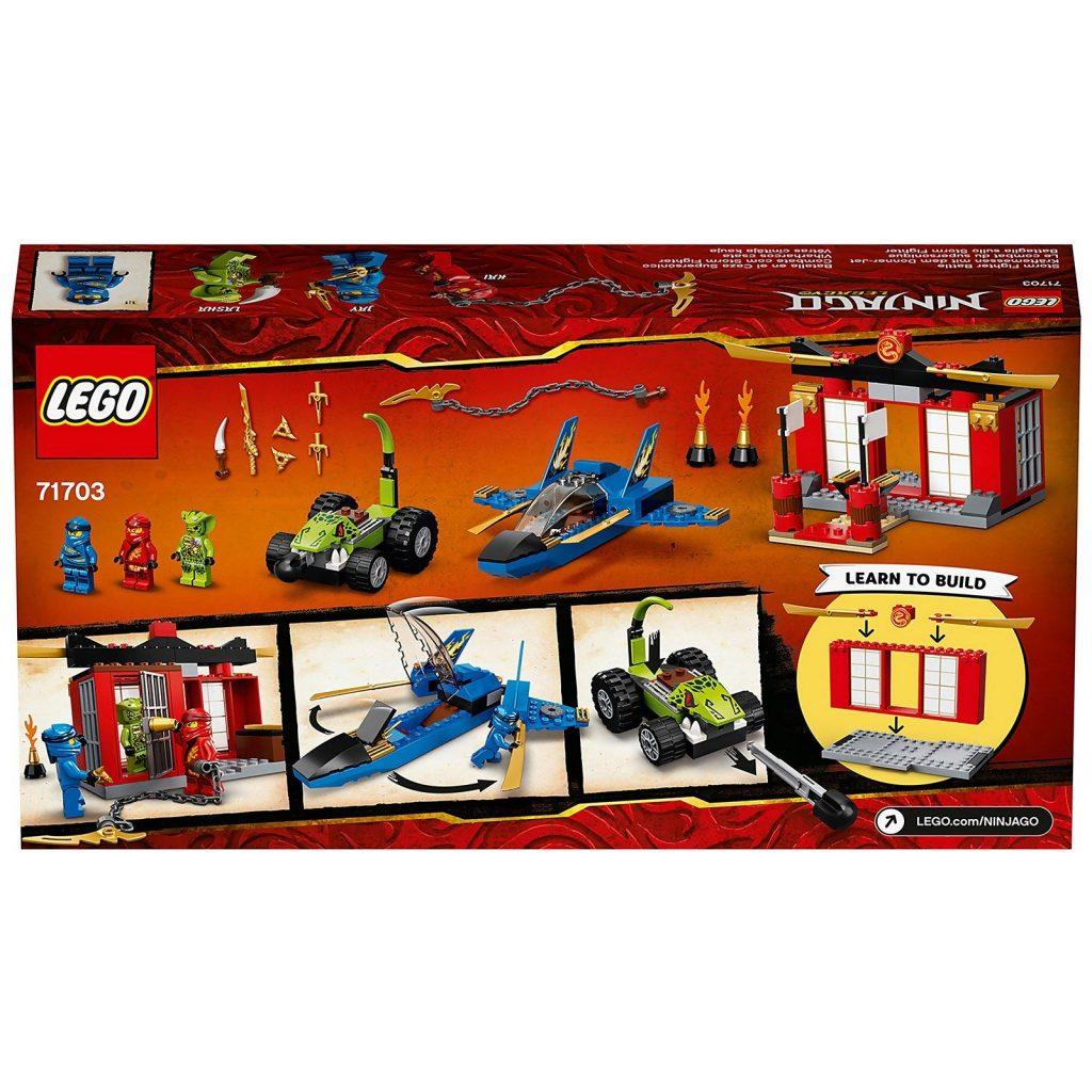 LEGO Ninjago: Storm Fighter Battle (71703)