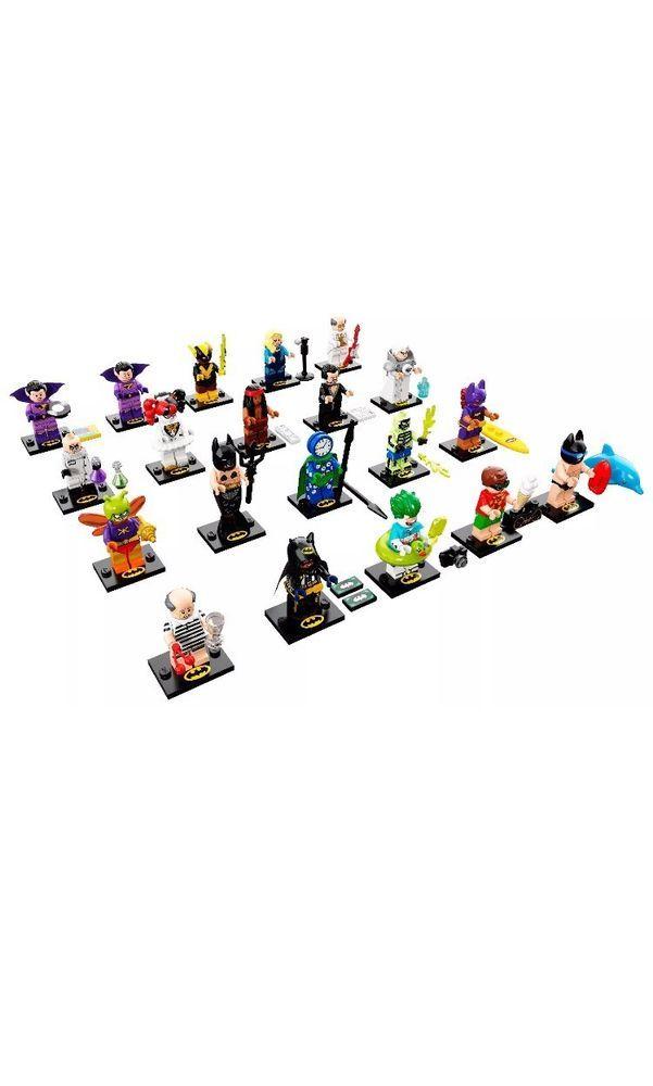 LEGO 71020 Batman Movie CMF Series 2 Vacation Batgirl for sale online   eBay