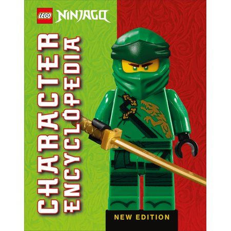 Lego Ninjago Character Encyclopedia New Edition : (library Edition) (Hardcover)