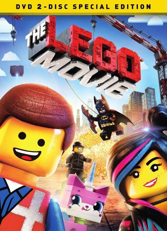 The LEGO Movie [2 Discs] [Special Edition] [Includes Digital Copy] [UltraViolet]…