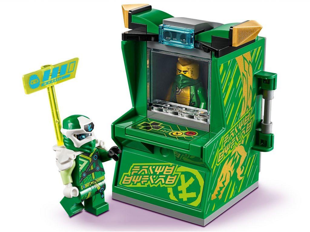 Lloyd Avatar – Arcade Pod 71716   NINJAGO®   Buy online at the Official LEGO® Shop US