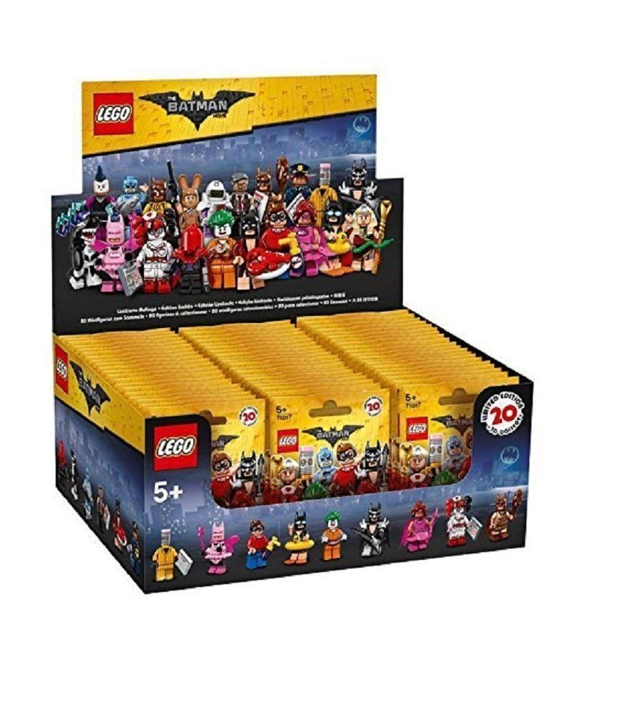 LEGO 71017 Box of 60 Batman Movie Minifigures Series for sale online | eBay