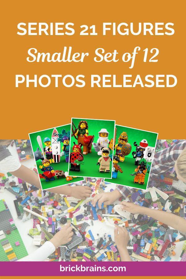 LEGO Announces Collectible Minifigures Series 21!