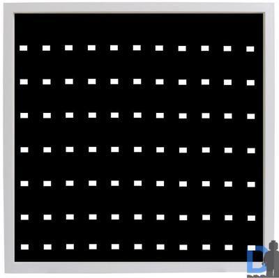 Black Edition Black Large Frame for 105 Lego® Minifigures