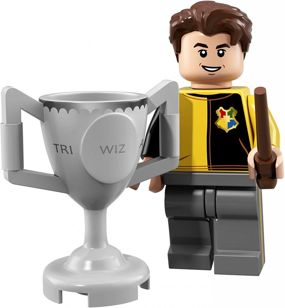 LEGO Minifigures Harry Potter Fantastic Beasts Series – Cedric Diggory 71022