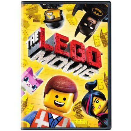 The Lego Movie (Special Edition) (Walmart Exclusive) (dvd With Ultraviolet)