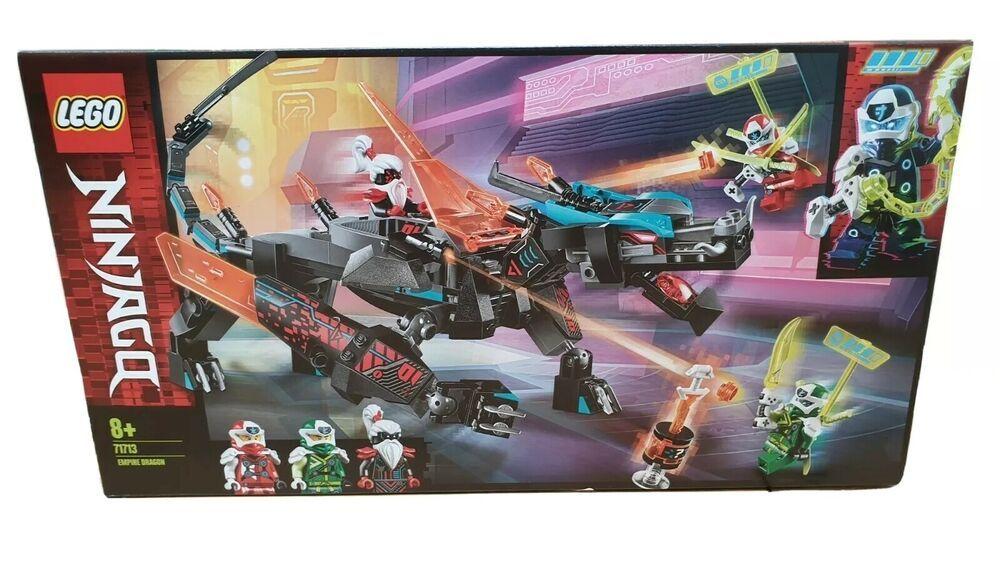 LEGO NINJAGO Empire Dragon 71713 Ninja Toy Building Kit, New 2020 (286 Pieces) 5702016667837   eBay