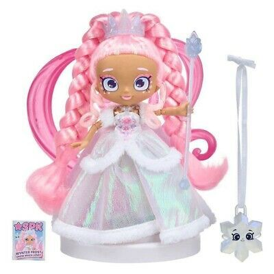 Details about Shopkins Shoppies WYNTER FROST Doll Special Edition 2020 NEW Exclusive Wand