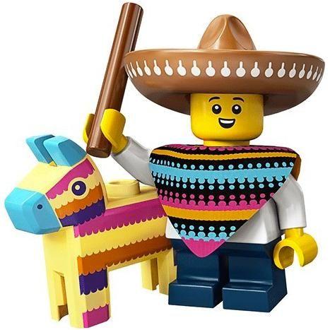 Piñata Boy – Series 20 Lego Minifigure