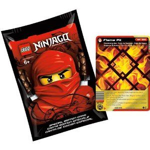 LEGO Ninjago Special Edition Card by LEGO. $4.99. bBattle in the area to win wea…