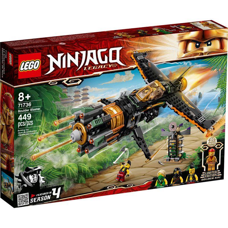 LEGO Ninjago Legacy – Boulder Blaster