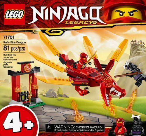 LEGO – Ninjago Kai's Fire Dragon 71701