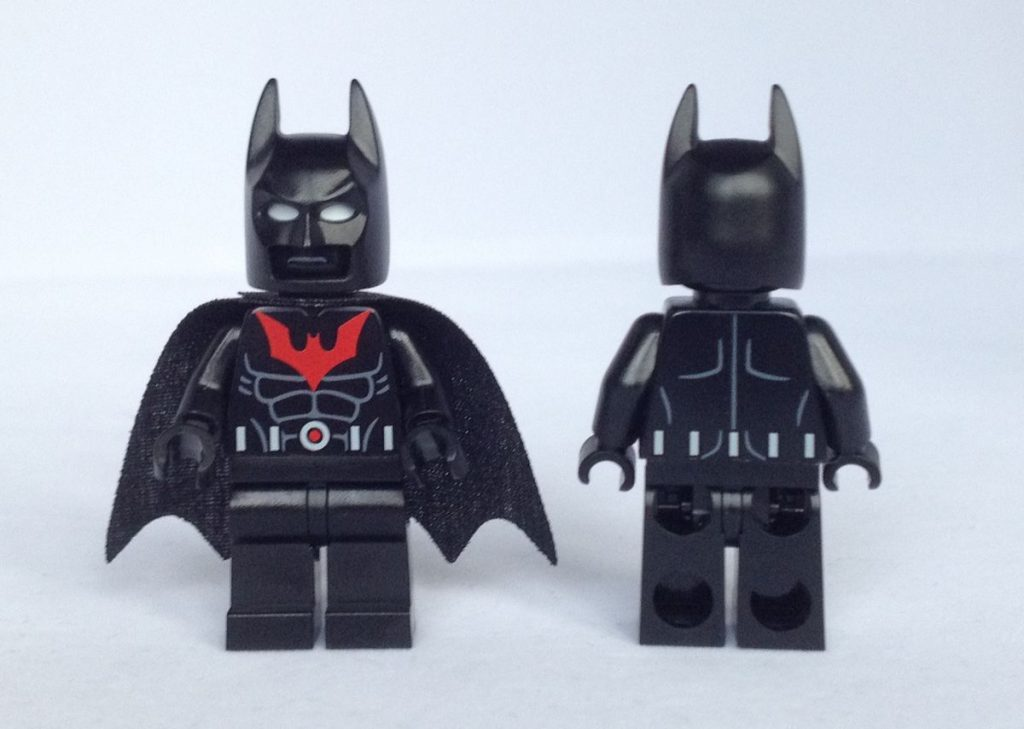 Christo Batman Beyond Custom Minifigure | Custom LEGO Minifigures