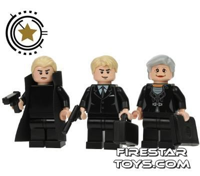 James Bond Skyfall Custom Minifigures | Custom LEGO Minifigures