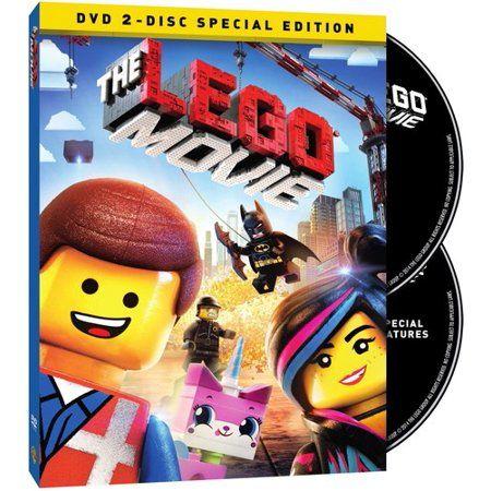 The Lego Movie (dvd), aa