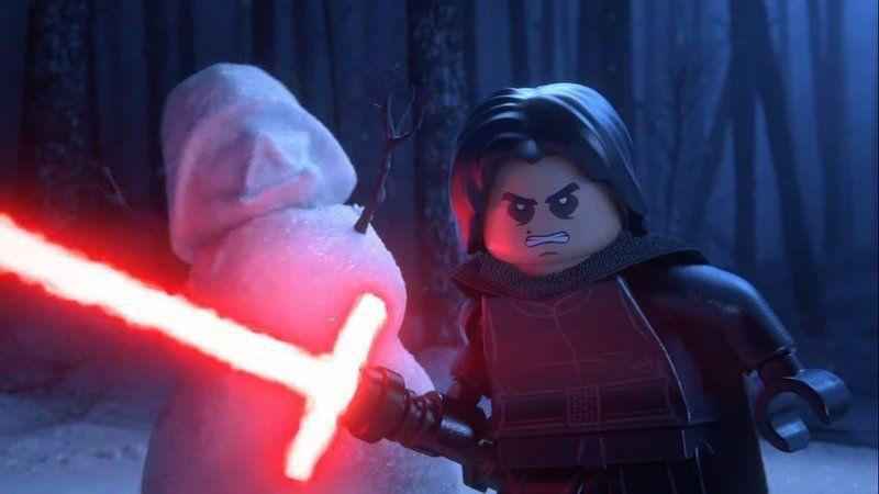 Learn all about LEGO Star Wars: The Skywalker Saga