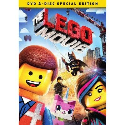 The LEGO Movie (Special Edition) (DVD)