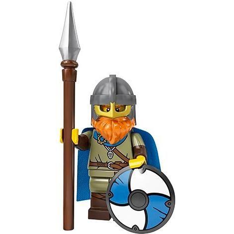 Viking – Series 20 Lego Minifigure