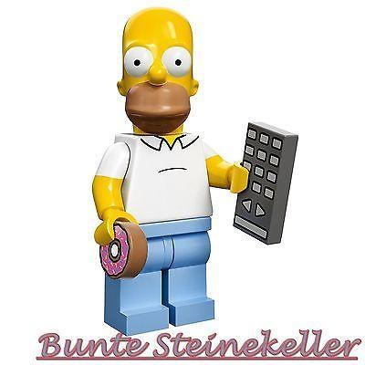 LEGO The Simpsons 71005 Komplettbox 60 Minifiguren Serie 1 Neu*neu günstig kaufen | eBay