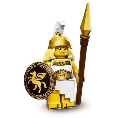 LEGO Minifigures – Battle Goddess | Minifigures Series 12 | Collectable LEGO Minifigures