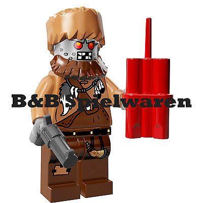 LEGO Minifiguren 71004 LEGO Movie – Schmelz-robo Wiley günstig kaufen | eBay