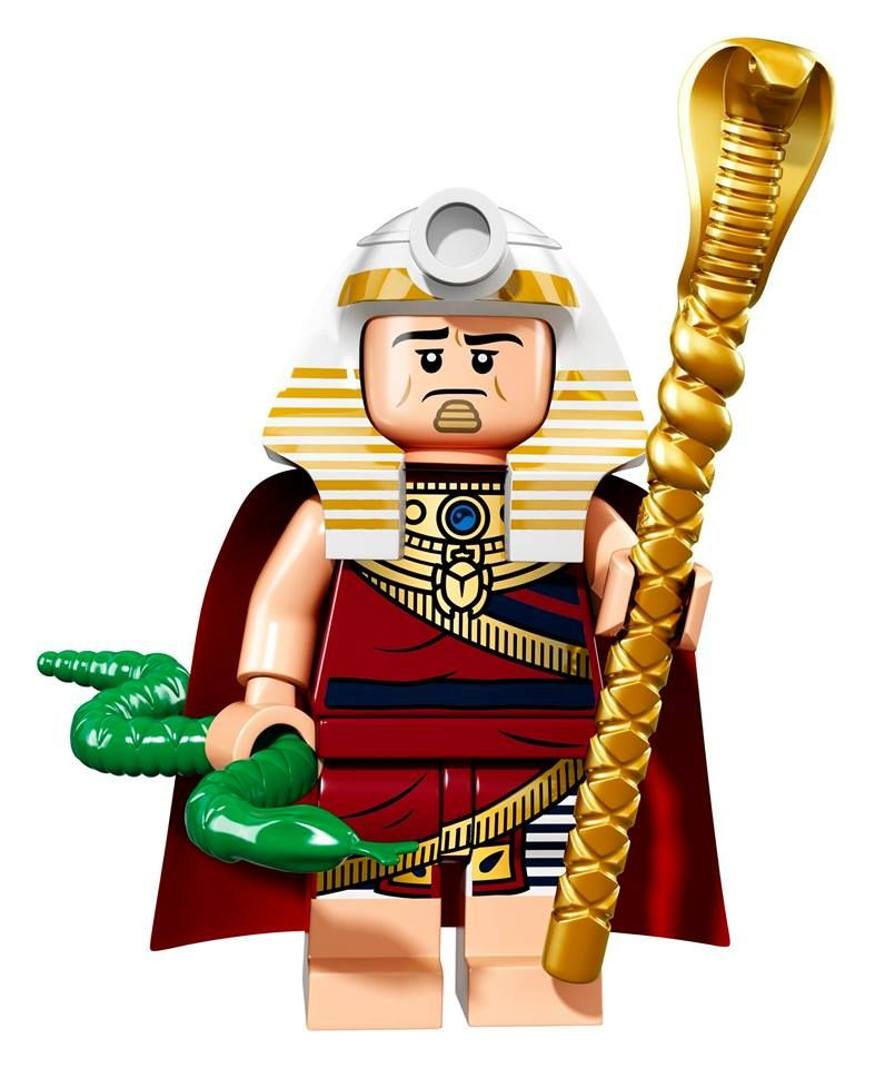 LEGO Minifigures – The LEGO Batman Movie Series announced