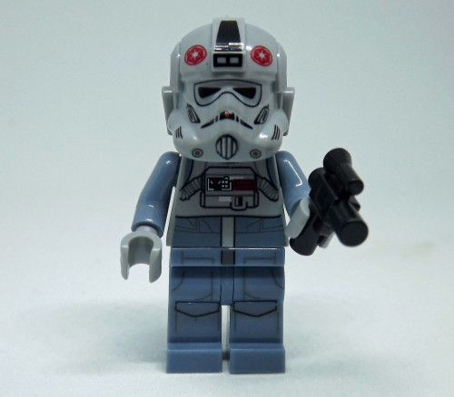 At At Driver Star Wars Custom Minifigure toy figure return of the jedi