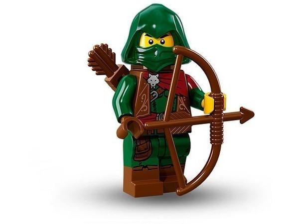 Rogue – Series 16 Lego Minifigure