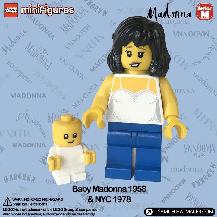 LEGO MINIFIGIGURES SERIES M