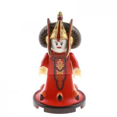 Princess Amidala movie Star Wars Custom Minifigure toy