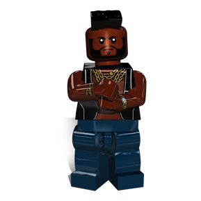 The Jewellery Man – Custom Minifigure