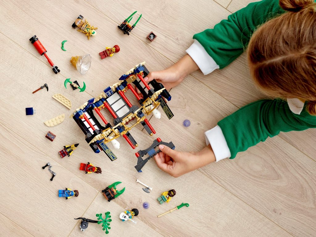 LEGO 71735 Tournament of Elements – NINJAGO