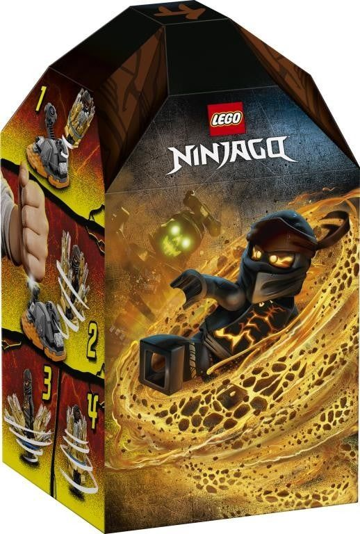 LEGO Ninjago Spinjitzu Burst – Cole 70685