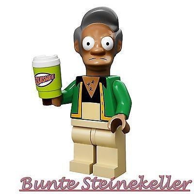 71005 LEGO® Minifigures Nr.11: Apu Nahasapeemapetilion aus Simpsons Serie 1 NEU  | eBay