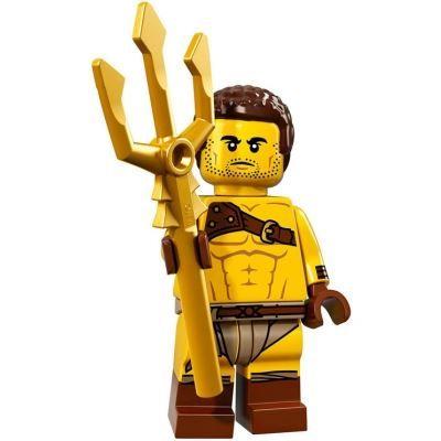 LEGO Minifigures 71018 – Roman Gladiator   Minifigures Series 17   Collectable LEGO Minifigures