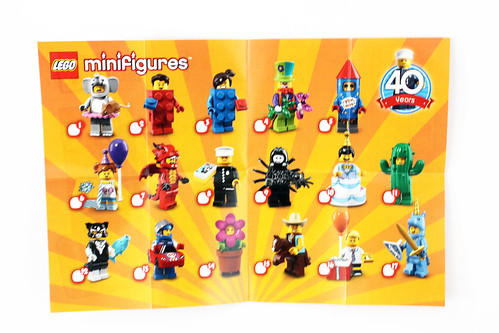 LEGO Collectible Minifigures Series 18 (71021) Review